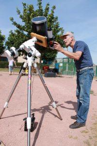 Observatoire solaire